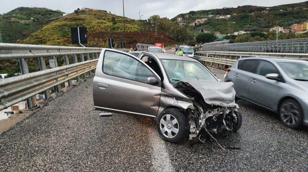incidenti, Messina, Cronaca