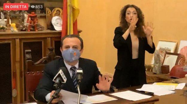 coronavirus, messina, posti letto, Cateno De Luca, Messina, Politica