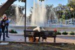 Messina, clochard trovato morto su una panchina