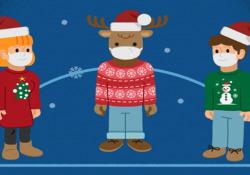«A Natale proteggi te stesso e gli altri» L'Istituto superiore di sanità ha realizzato un video adatto anche ai bambini - Corriere Tv