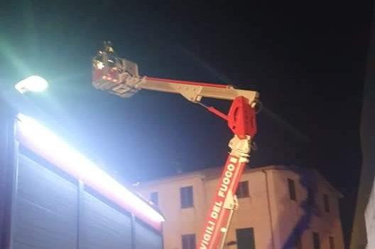 acquappesa, pannelli fotovoltaici, scuola, vigili del fuoco, Francesco Tripicchio, Cosenza, Cronaca