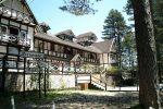 Il grande albergo Parco delle Fate di Villaggio Mancuso a Taverna