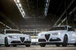 Alfa Romeo presenta le nuove Giulia e Stelvio Veloce Ti