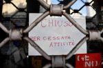 Allarme Svimez, oltre 70 mila imprese rischiano di chiudere: 20 mila sono al Sud