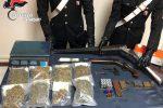 Armi e droga a Curinga, mistero su pistola e fucili sequestrati