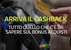 Arriva il cashback di Stato: come funziona e cosa c'è da sapere per attivarlo La prima fase del bonus acquisti al via dall'8 dicembre - Ansa