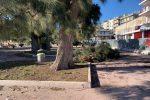I danni del maltempo a Messina, resta chiuso il porto di Tremestieri