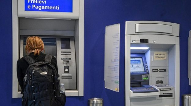 bancomat, pagoBancomat, Sicilia, Economia