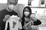 Bimba di 6 mesi curata a Napoli con farmaco innovativo, tornata a casa