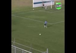 Brasile, l'azione perfetta: gli avversari non toccano mai palla I giovani del Gremio sono degni discepoli del tiki taka - Dalla Rete
