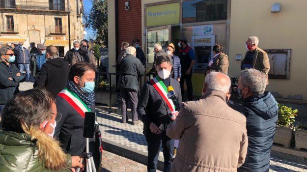 caloveto, ufficio postale, Umberto Mazza, Cosenza, Cronaca
