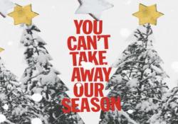 «Can't Stop Christmas», il video ufficiale del nuovo singolo di Robbie Williams - Corriere Tv