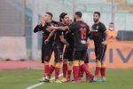 Beffa Catanzaro, il Catania pareggia nel finale
