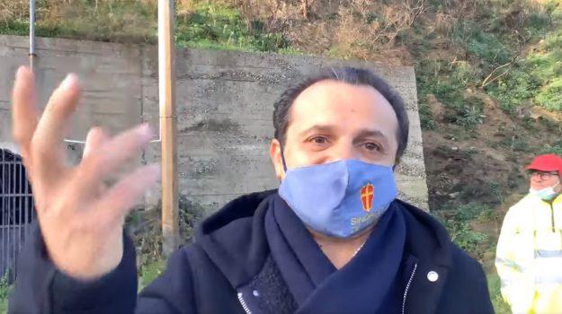 cateno de luca, Messina, Politica