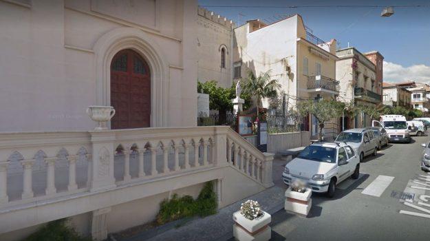 chiesa, Messina, Cronaca