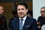 """Conte """"Oggi l'Italia si risveglia"""""""