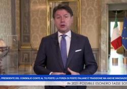 Conte e il messaggio alle Poste Italiane: «Simbolo di unità e coesione per il paese» Il premier: «Poste sono avamposto delle istituzioni sul territorio» - Corriere Tv