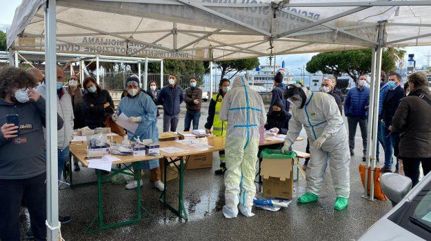 coronavirus, gasometro, rientri, Messina, Cronaca