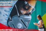 Coronavirus: in Sicilia 1240 nuovi positivi, 34 morti