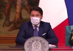 Coronavirus, conferenza stampa del Presidente Conte sul nuovo Dpcm - Corriere Tv
