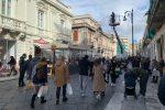 In Calabria come un weekend prenatalizio: troppa gente in strada