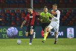 """Cosenza, finalmente tre punti al """"Marulla"""": col Chievo decide Gliozzi"""