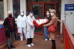 L'Asit dona 1000 mascherine ai pazienti dializzati dell'Annunziata di Cosenza
