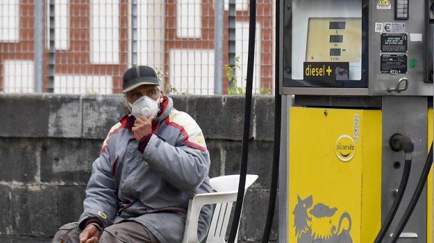 benzinai, sciopero, Sicilia, Cronaca