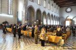 Solennità dell'Immacolata, l'arcivescovo Accolla celebra nel tempio di San Francesco