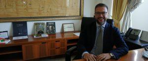 Il sindaco di Scalea, Giacomo Perrotta