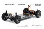 """Hyundai verso l'era elettrica con la piattaforma """"E Gmp"""""""