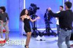 Giorgia Iarrera a Mujeres y Hombres. VIDEO