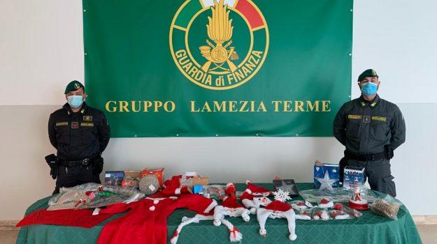 giocattoli, lamezia, natale, sequestro, Catanzaro, Cronaca