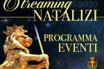 Messina, inizia oggi il cartellone degli eventi natalizi (in streaming)