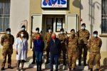 Militari di Messina donano il sangue nella sede Avis di Locri
