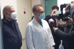 Carmelo Mangano Covid manager e dirigente medico di Malattie infettive a Reggio calabria