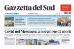 La rassegna stampa di Gazzetta del Sud edizione Messina