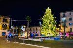 Messina si svuota nella notte del lockdown di Natale