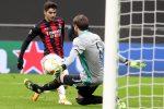 Il Milan vince e festeggia il passaggio del turno, ok la Roma, pari del Napoli