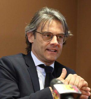 Saverio Mirarchi è il presidente del Comitato regionale Calabria della Lnd