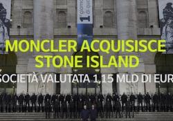 Moncler acquisisce Stone Island Società valutata 1,15 mld di euro - Ansa