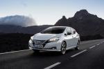 Nissan LEAF raggiunge un traguardo storico