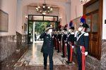 Il comandante dell'Arma dei Carabinieri, generale Giovanni Nistri