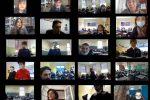 Gazzetta del Sud in classe: la call con l'Istituto Enzo Drago di Messina - FOTO