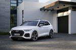 Nuova Audi SQ5 Tdi, elettrificazione sportiva