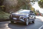 Nuova Hyundai Tucson, C-SUV con la più ampia gamma elettrificata
