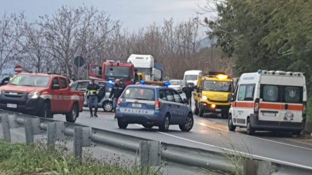 incidente mortale, paola, statale 18, Cosenza, Cronaca