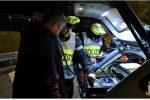 Polizia stradale, al via la campagna contro la guida in stato di ebbrezza