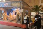 Vibo, inaugurato il presepe in piazza Martiri d'Ungheria