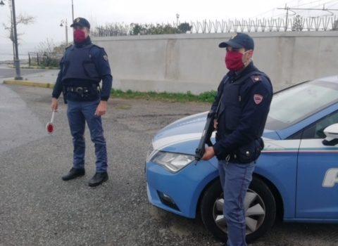 controlli, droga, marconi, polizia, reggio calabria, Reggio, Cronaca